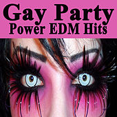 Gay Party Power Edm Hits (The Best Lesbian, Gay, Transvestite, Bisexual & Transgender Electro House, Electronic Dance, EDM, Techno, House & Progressive Trance Music) by Various Artists