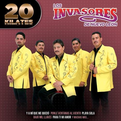 20 Kilates by Los Invasores De Nuevo Leon