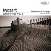 Mozart: Symphonies, Vol. 1 by Jaap Ter Linden