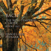Bach: The Well-Tempered Clavier, Books 1 & 2 by Daniel-Ben Pienaar