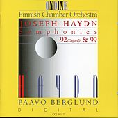 Haydn: Symphonies 92 (Oxford) & 99 by Finnish Chamber Orchestra