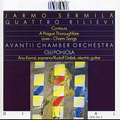 Sermilä: Rilievi Nos. 1-4, Contours, A Prague Thoroughfare & Love-Charm Songs by Various Artists