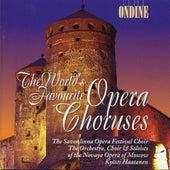 The World's Favourite Opera Choruses by Savonlinna Opera Festival Choir