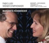 Schumann - Mozart - Chopin: Piano Concertos by Margarita Hohenrieder