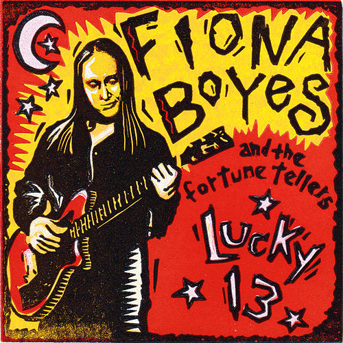 Lucky 13 by Fiona Boyes
