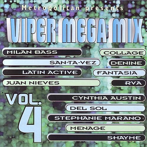 Viper Mega Mix Vol. 4 by Various Artists