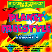Planet Freestyle Volume 1 by Various Artists