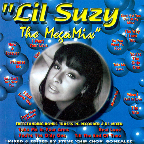 The Mega Mix by Lil Suzy
