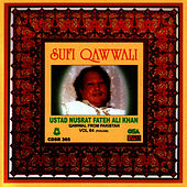 Sufi Qawwali Vol.64 by Nusrat Fateh Ali Khan
