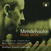 Mendelssohn: Piano Music by Wolfram Smitt-Leonardy