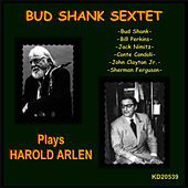 Performs Harold Arlen by Bud Shank