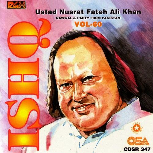 ISHQ Vol-60 von Nusrat Fateh Ali Khan
