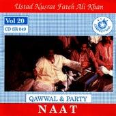 Naat Vol. 20 by Nusrat Fateh Ali Khan