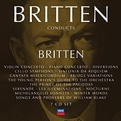 Britten Conducts Britten Vol.4 by Various Artists