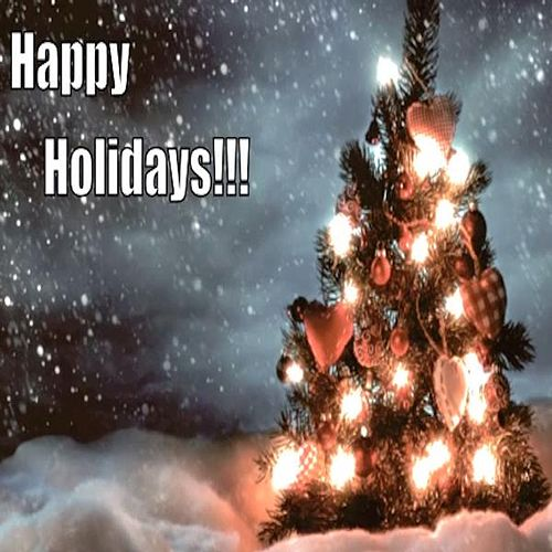 Happy Holidays (feat. Ben Perry) by Ini Kamoze