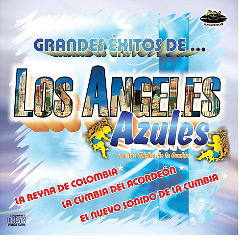 Grandes Exitos by Los Angeles Azules