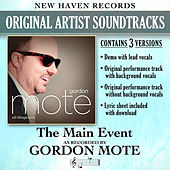 The Main Event (Performance Tracks) - EP by Gordon Mote