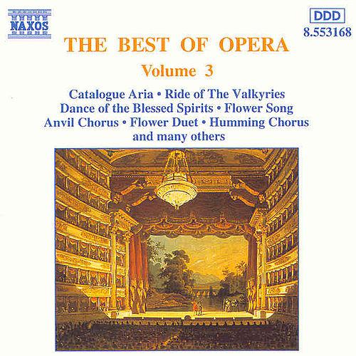The World of Opera by Various Artists