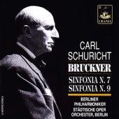 Schuricht Conducts Bruckner: Symphony Nos. 7 & 9 by Carl Schuricht