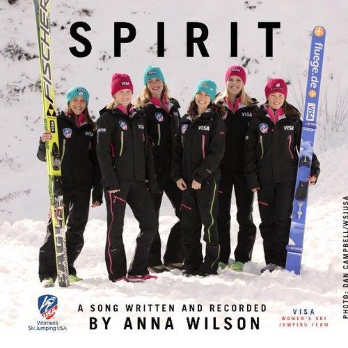 Spirit by Anna Wilson