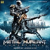 Metal Hurlant Chronicles (Original Soundtrack) by Jesper Kyd