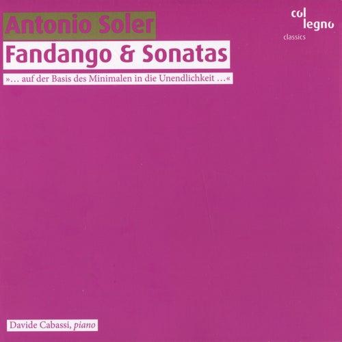 Soler: Fandango & Sonatas by Davide Cabassi