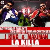 La Killa (feat. Boy Wonder & Jenny