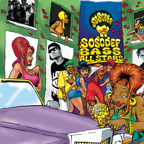 So So Def Bass All-Stars by Various Artists