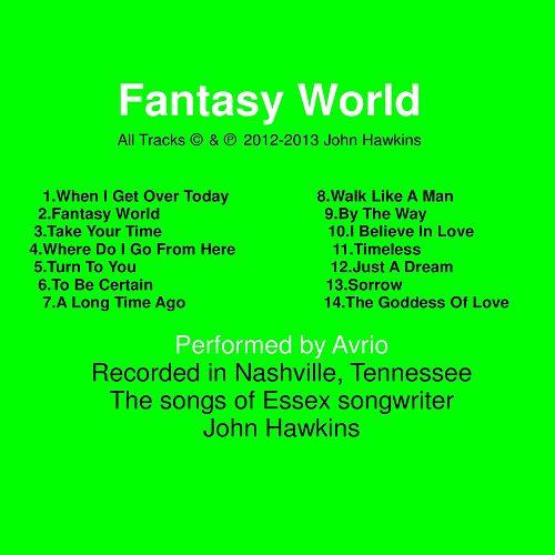 Fantasy World by Avrio