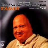 Yadan Vol. 41 by Nusrat Fateh Ali Khan