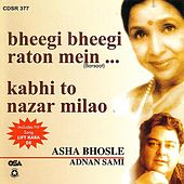 Bheegi Bheegi raton Mein / Kabhi To Nazar Milao by Various Artists