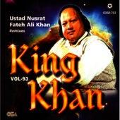 King Khan Vol. 93 by Nusrat Fateh Ali Khan
