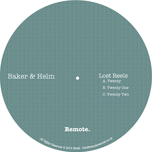 Lost Reels by Baker