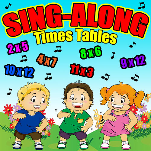 Sing-Along Times Tables by Songs For Children