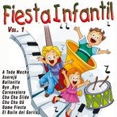 Fiesta Infantil Vol. 1 by Various Artists