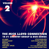 10 #1 Country Group & Duo Songs, Volume 2 by The Mick Lloyd Connection