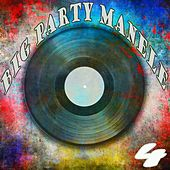 Big Party Manele, Vol. 4 von Various Artists