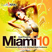 Azuli Presents Miami 2010 by Various Artists