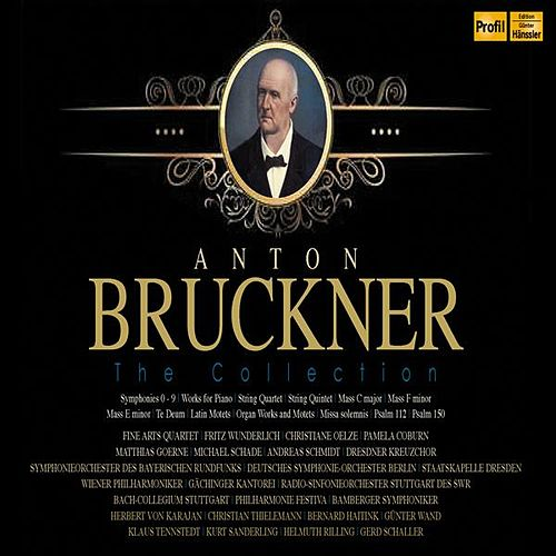 Anton Bruckner: The Collection by Various Artists