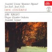 Fiala, Krommer-Kramář, Zach: Concertos for Oboe and Orchestra by Jiří Krejčí