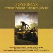 Zarzuela: Goyescas by Gran Orquesta Sinfónica de Madrid