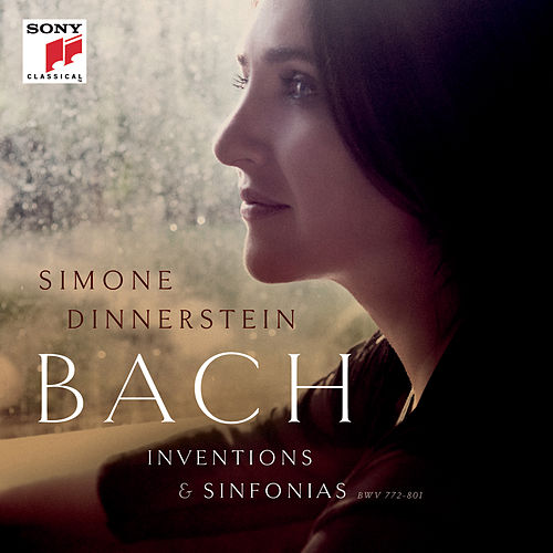 Bach: Inventions & Sinfonias BWV 772-801 by Simone Dinnerstein