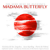 The Very Best of Puccini's Madama Butterfly by Various Artists