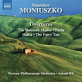 Moniuszko: Overtures by Warsaw Philharmonic Orchestra