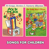Jack in the Box & The Teddy Bear's Picnic by Songs For Children