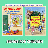 Postman Pat & Children's Party Time by Songs For Children
