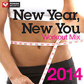 New Year New You Workout Mix 2014 (60 Min Non-Stop Workout Mix (130 BPM) ) by Various Artists