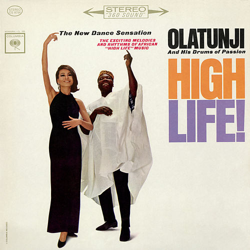 High Life! by Babatunde Olatunji