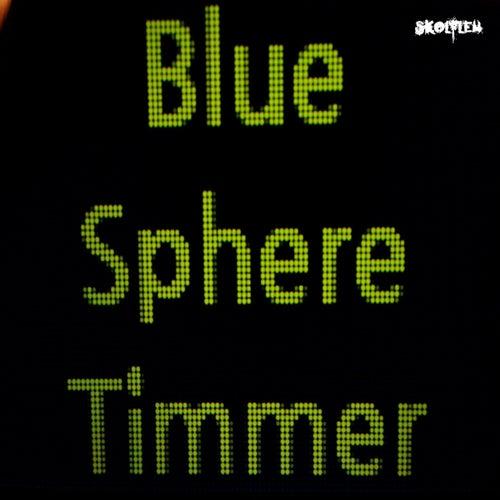 Blue Sphere Timmer by Skolflen