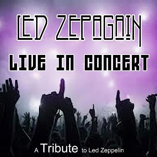 Led Zepagain 'Live': A Tribute to Led Zeppelin by Led Zepagain